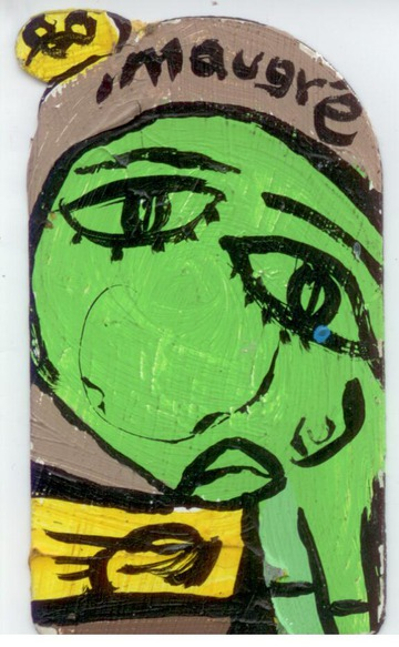 Maurice Greenia, Jr. Collections: Green Figure
