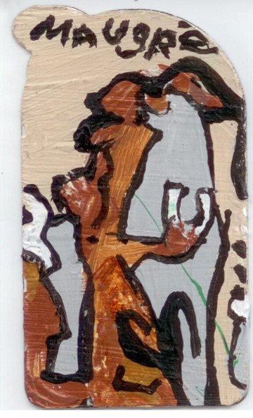 Maurice Greenia, Jr. Collections: Puzzled Ennui