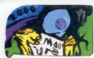 Maurice Greenia, Jr. Collections: Purple Spot