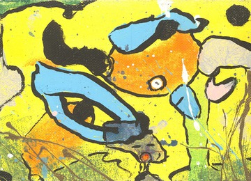 Maurice Greenia, Jr. Collections: Swimming in Yellow
