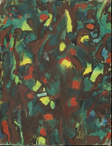 Maurice Greenia, Jr. Collections: In the Forest (There is a Garden), 1979