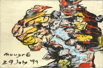 Maurice Greenia, Jr. Collections: Antediluvian