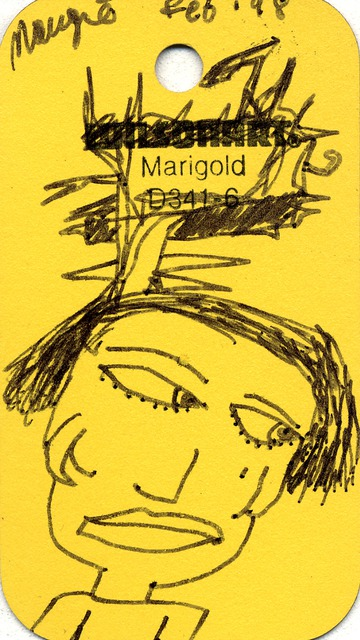 Maurice Greenia, Jr. Collections: Marigold