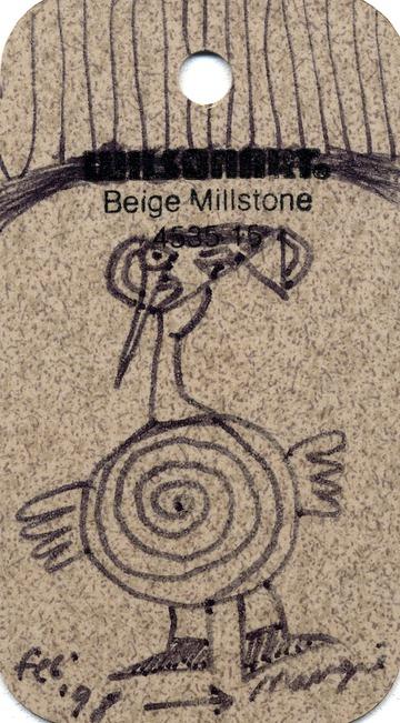 Maurice Greenia, Jr. Collections: Beige Millstone