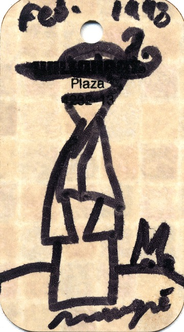 Maurice Greenia, Jr. Collections: Plaza