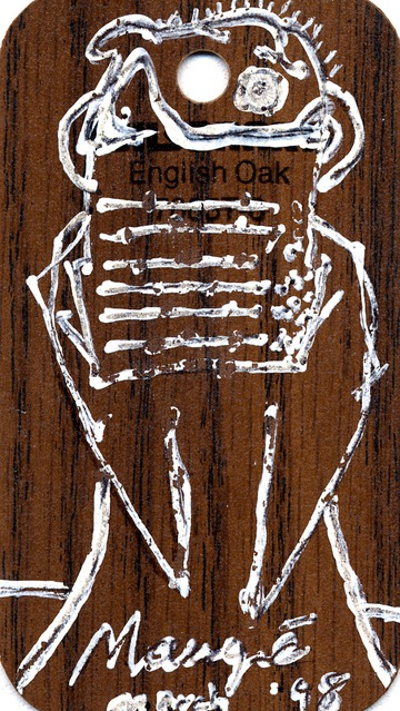 Maurice Greenia, Jr. Collections: English Oak