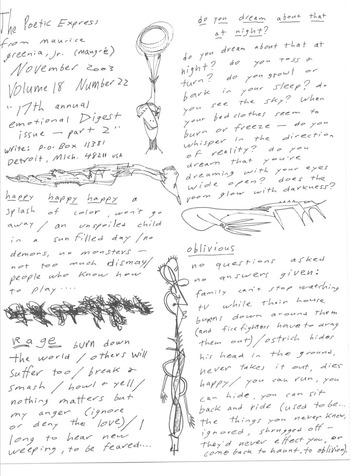 Poetic Express Volume 18 Number 22