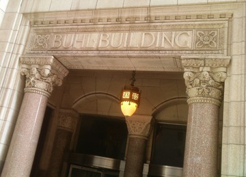 Maurice Greenia, Jr. Collections: Buhl Building. Detroit, 2013