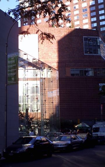 Maurice Greenia, Jr. Collections: Sunlight through Glass. New York City, 2010