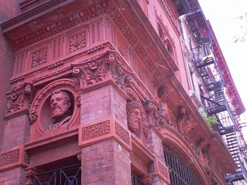 Maurice Greenia, Jr. Collections: Ornamentation and Fire Escape. New York City, 2010