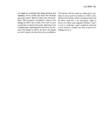 [SIC] Volume 7, Winter 1999 University of Detroit Mercy