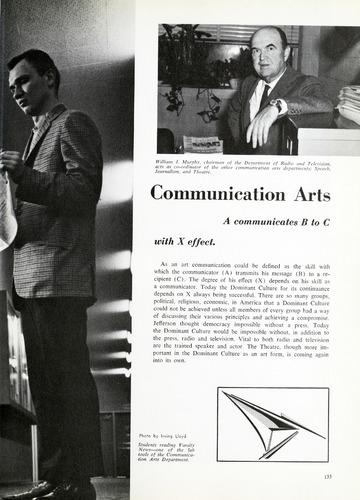 University of Detroit Yearbook Collection: Tower '61