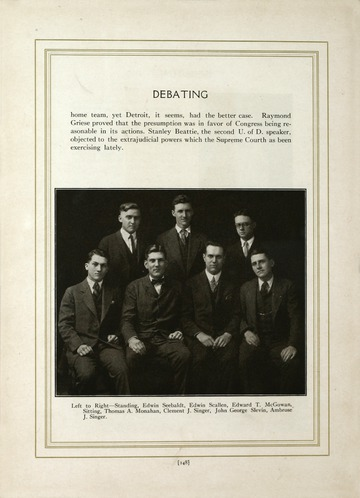 The Red and White 1925