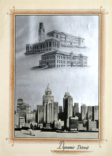 University of Detroit Yearbook Collection: The Tower 1931