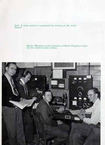 University of Detroit Yearbook Collection: Tower 1949