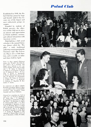 University of Detroit Yearbook Collection: 1951 Tower