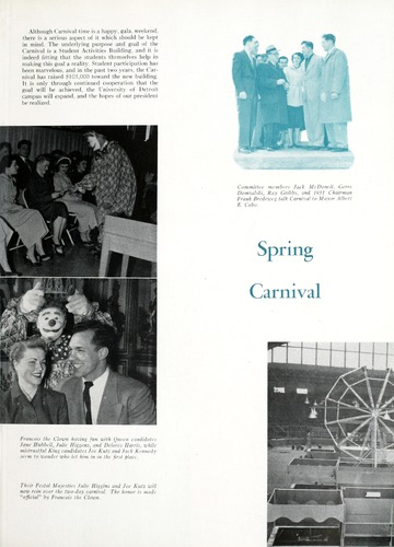 University of Detroit Yearbook Collection: 75 Tower Seventy Fifth Anniversary Edition