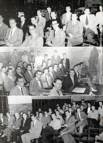 University of Detroit Yearbook Collection: Tower 1953