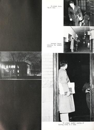 University of Detroit Yearbook Collection: 1954 Tower