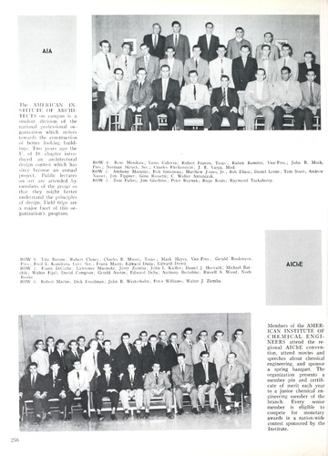 University of Detroit Yearbook Collection: tower '57