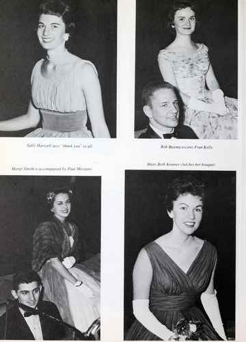 University of Detroit Yearbook Collection: Tower 60