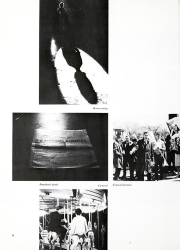 University of Detroit Yearbook Collection: Tower '64