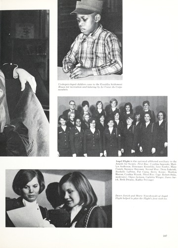 University of Detroit Yearbook Collection: Tower '66