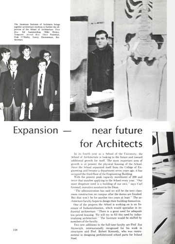 University of Detroit Yearbook Collection: tower -- university of detroit 1968