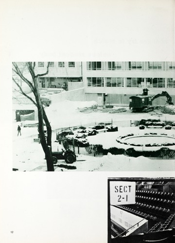 University of Detroit Yearbook Collection: Tower -- University of Detroit 1969