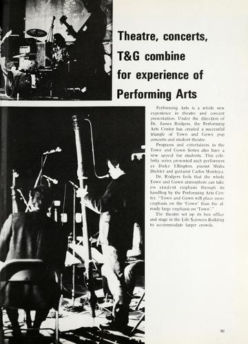 Tower -- University of Detroit 1969