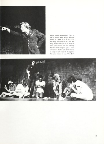 University of Detroit Yearbook Collection: tower university of detroit 1971
