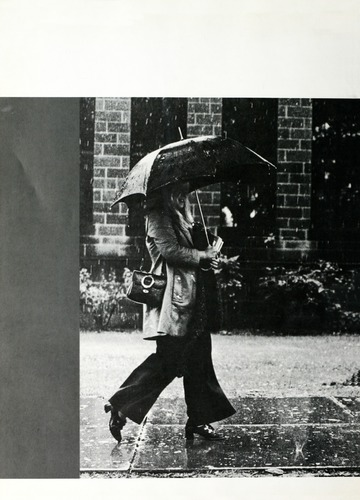 University of Detroit Yearbook Collection: 1972 tower