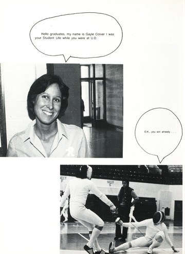 University of Detroit Yearbook Collection: The Cutout 1980