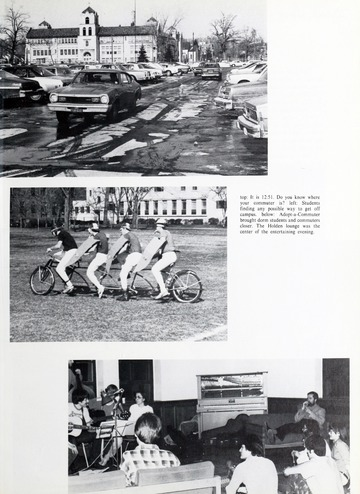 University of Detroit Yearbook Collection: Tower Yearbook 1981