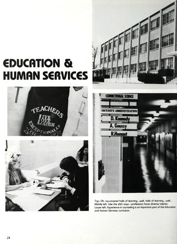 University of Detroit Yearbook Collection: 1983 Tower University of Detroit