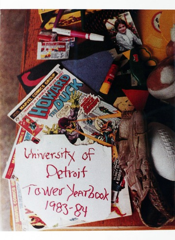 University of Detroit Yearbook Collection: University of Detroit 1984 Tower