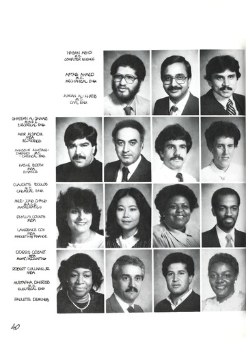 University of Detroit Yearbook Collection: Tower 1985