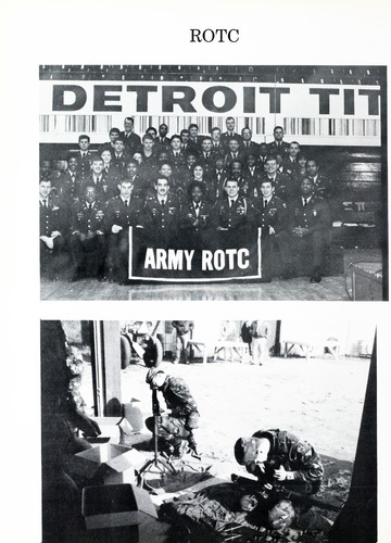 University of Detroit Yearbook Collection: Tower Nineteen Eighty-Eight