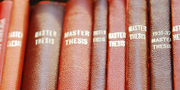 Dissertation, Thesis, and Student Project Collections [Online]