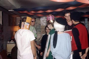 University of Detroit Chorus Collection: Halloween 1962