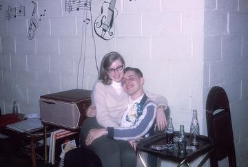 Andi Bates Party 1966