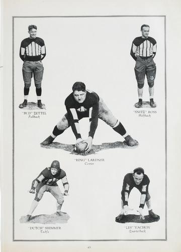 University of Detroit vs. Dayton Program