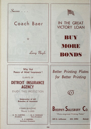 University of Detroit vs. University of Cincinnati Program