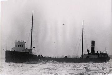 Fr. Edward J. Dowling, S.J. Marine Historical Collection: Agawa