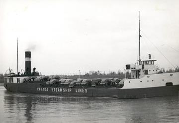 Fr. Edward J. Dowling, S.J. Marine Historical Collection: Glenlinnie