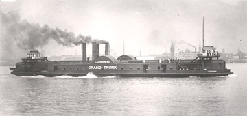 Fr. Edward J. Dowling, S.J. Marine Historical Collection: Lansdowne