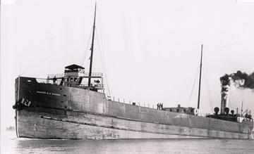 Fr. Edward J. Dowling, S.J. Marine Historical Collection: Robert W.E. Bunsen