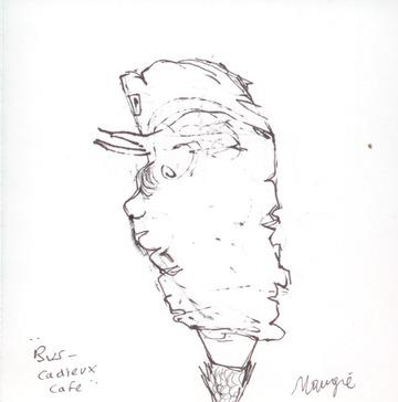 Bird Hat Man