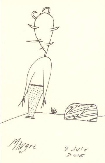 Spiky Figure