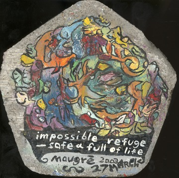 Maurice Greenia, Jr. Collections: Impossible Refuge